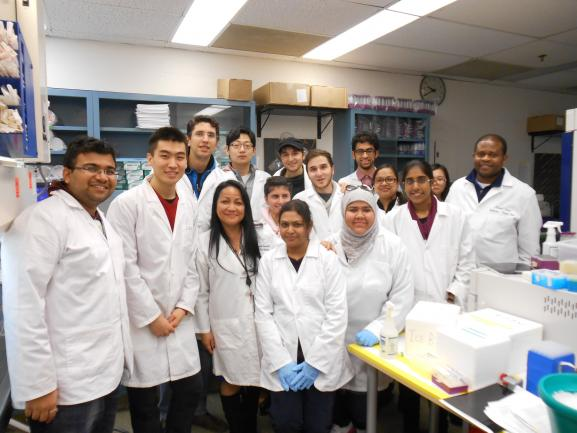 PCD Lab 2015